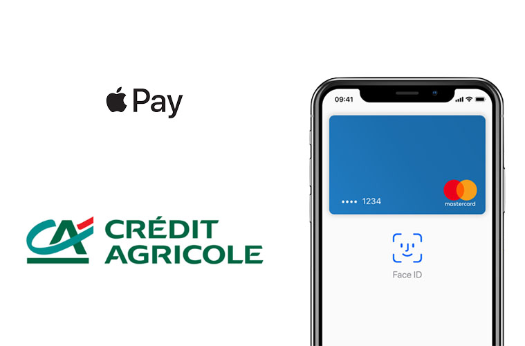 apple pay credit agricole