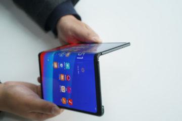 smartphones pliables 2020