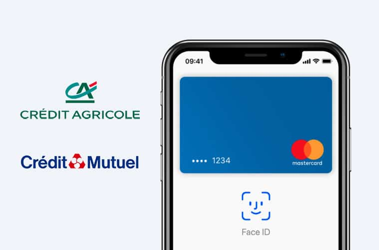 apple pay arrive chez le crédit mutuel et le crédit agricole