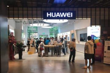 huawei renonce aux services de google