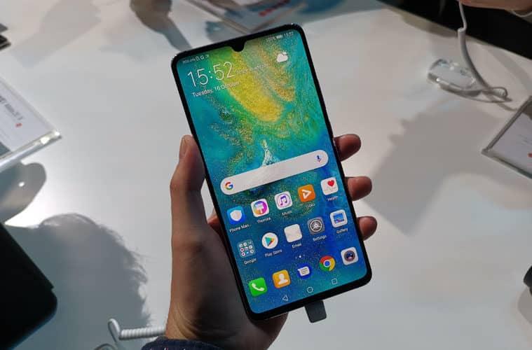 huawei smartphones 5G