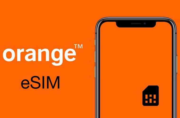Arrivée de l'eSIM pour les noveaux clients Orange et Sosh en Belgique et bientôt en France