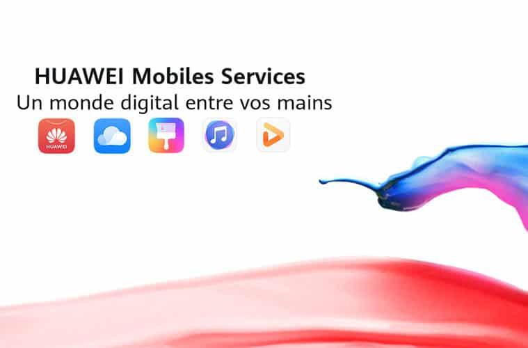 Les Huawei Services Mobiles débarqueront en Europe le 24 février 2020