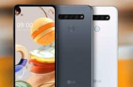 LG lancera trois nouveaux smartphones pour sa série K au printemps 2020