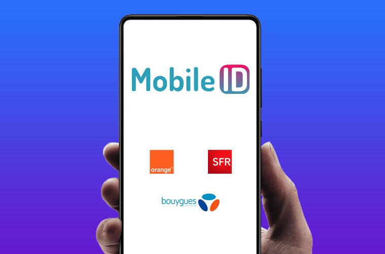 Orange SFR et Bouygues Télécom vont lancer Mobile ID