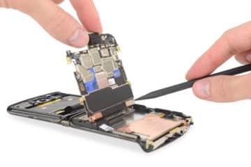 Le Motorola Razr sera difficile à réparer