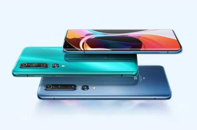 Sortie des Xiaomi Mi 10 et Mi 10 Pro