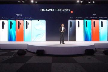 Huawei annule sa conférence de Paris pour ses P40 et P40 Pro