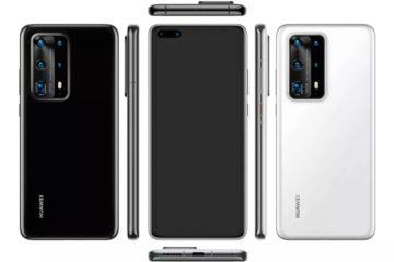 Huawei P40 Pro - Evan Blass