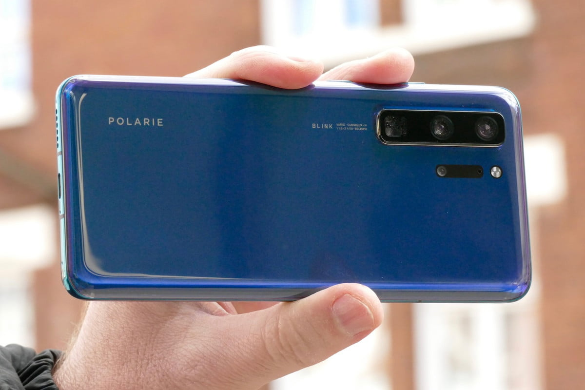 Huawei P40 Prototype - Digital Trends