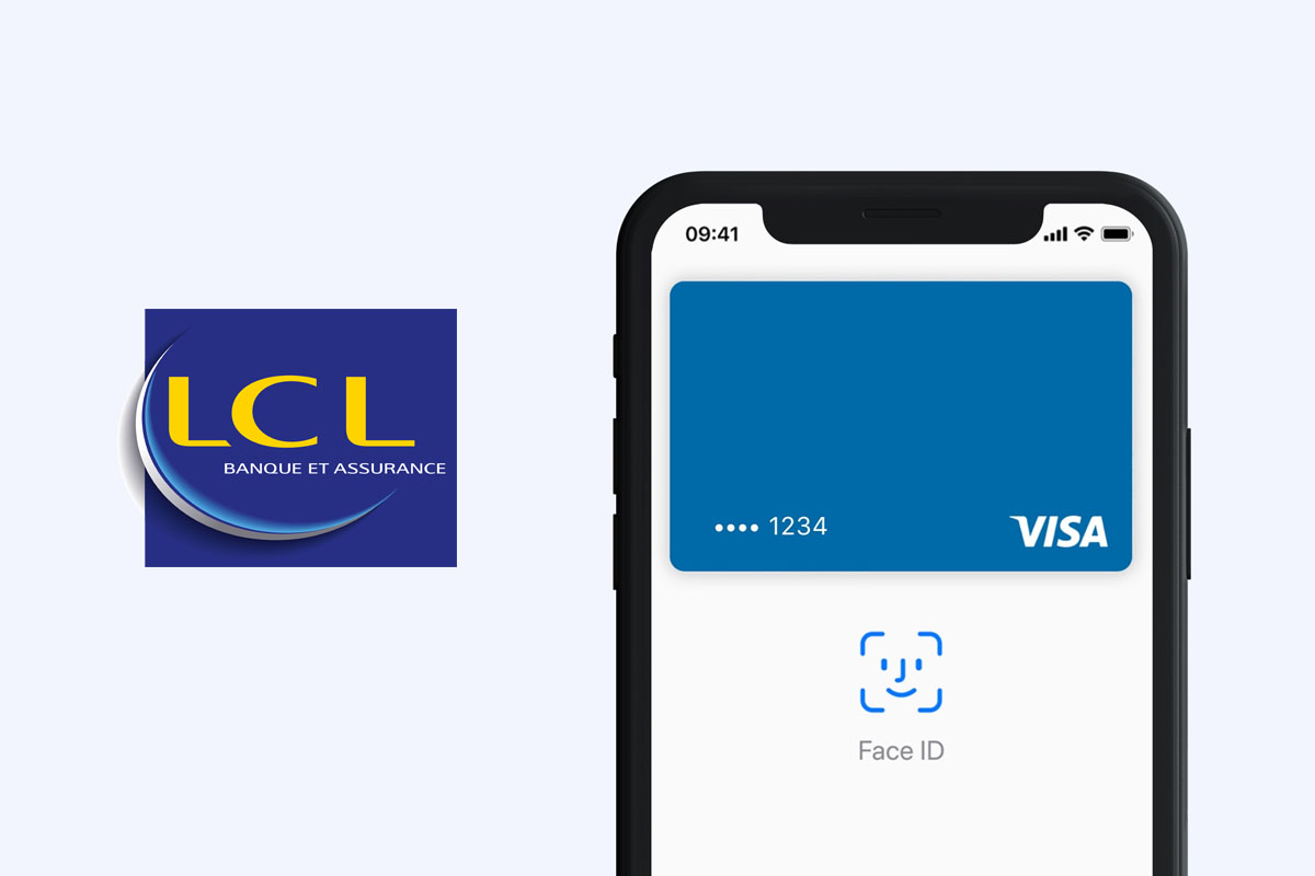 Apple Pay disponible chez LCL