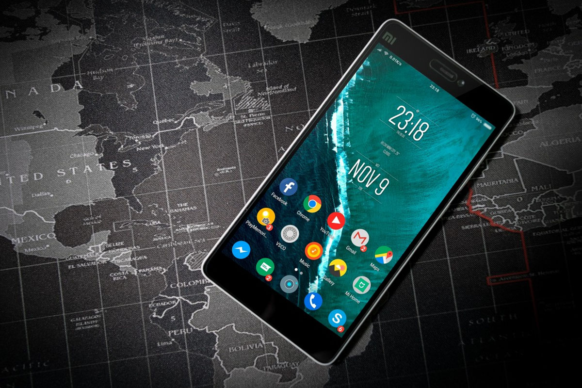 smartphone apps android