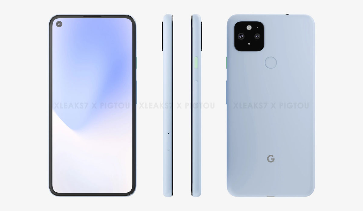 design pixel 5 xl
