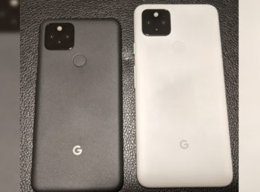 pixel 4a 5G pixel 5 design