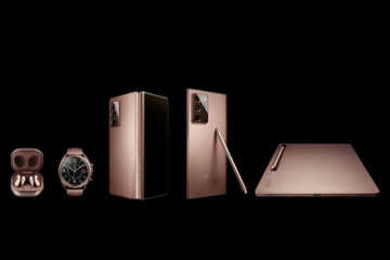 Produits Unpacked Samsung
