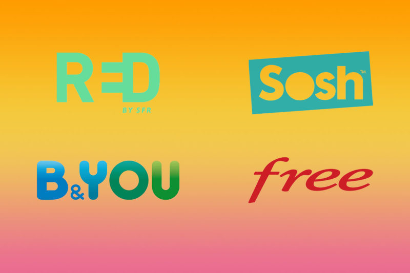 sosh red by sfr free b&you