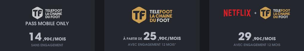 Téléfoot Offres