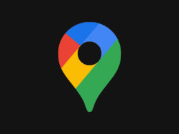 google maps mode sombre