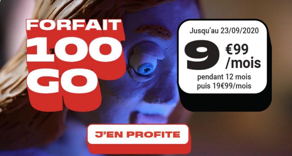nrj mobile promo 100 go