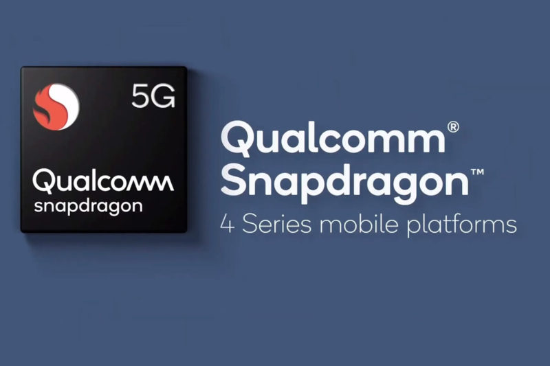 snapdragon 400 5G qualcomm