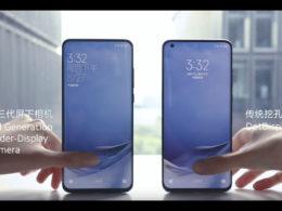 Xiaomi caméra invisible