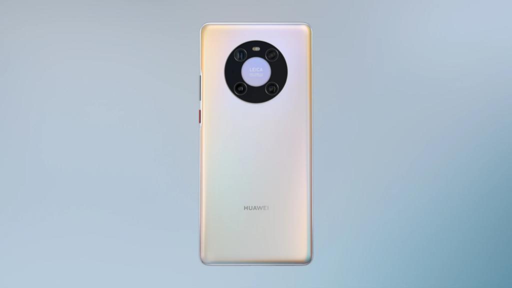 huawei mate 40 pro design