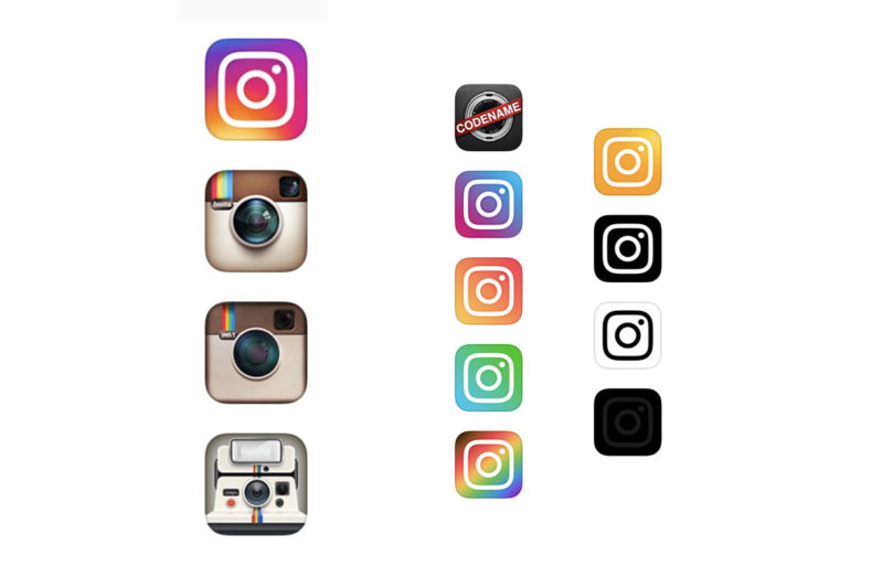 instagram icone 10 ans