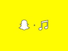 snapchat musique