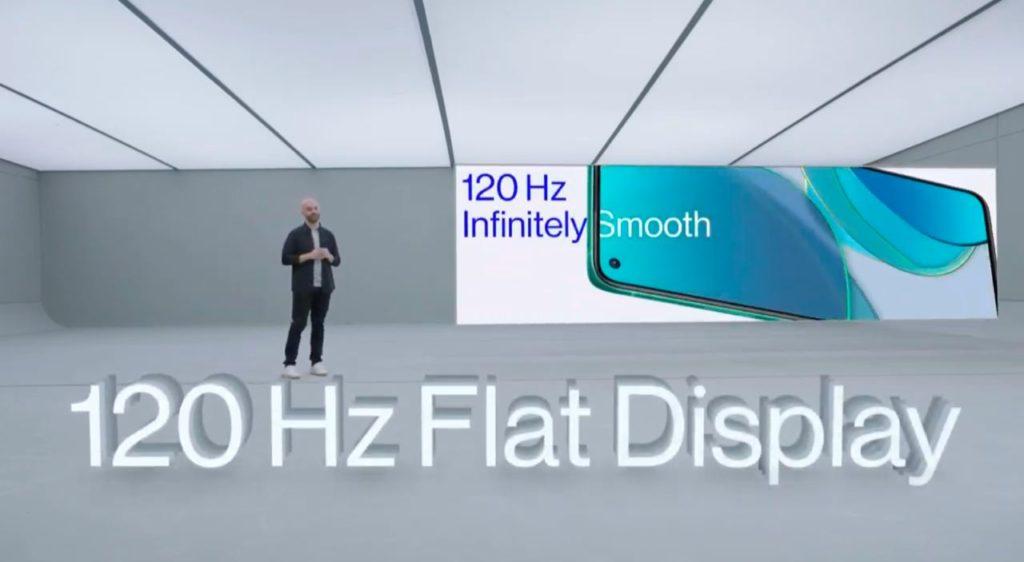 oneplus 8T 120 Hz