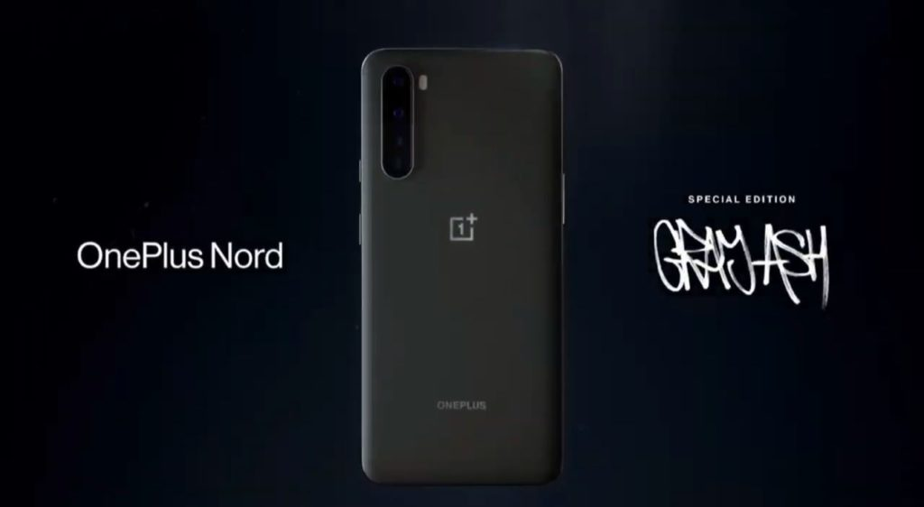 oneplus nord noir