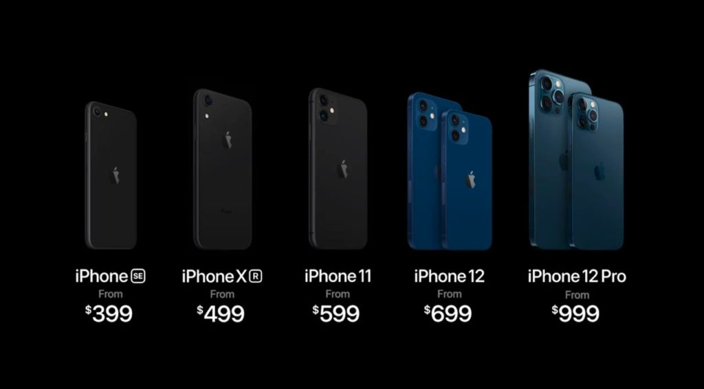 prix iphone