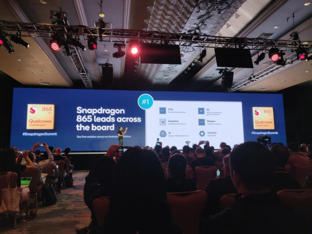 snapdragon tech summit 2019