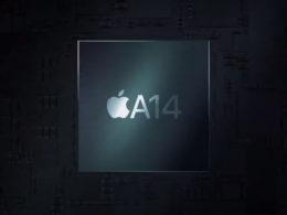 A14 bionic apple