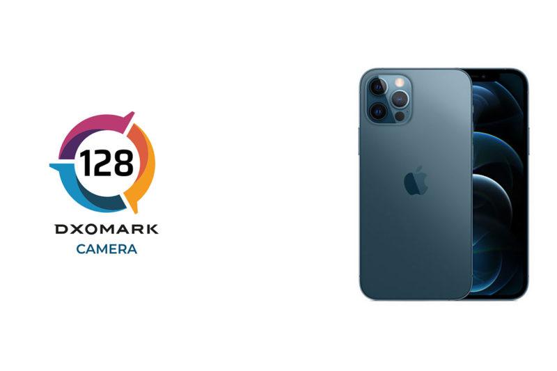 dxomark iphone 12 pro