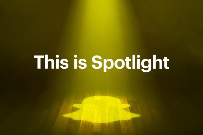 spotlight snapchat