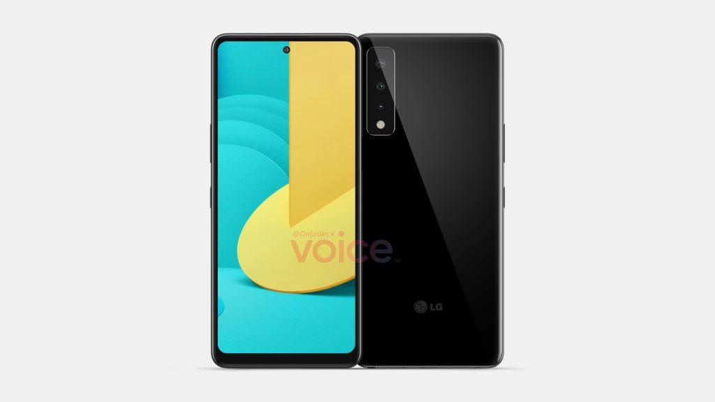 LG Stylo 7 5G OnLeaks