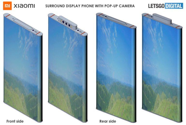 Xiaomi Mi Mix Alpha II - Source : LetsGoDigital