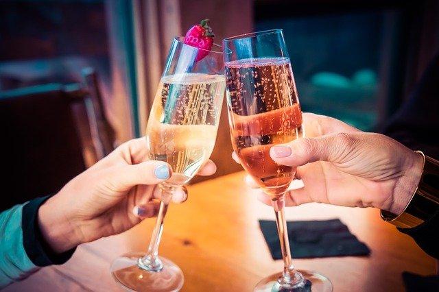 champagne Steven Cox