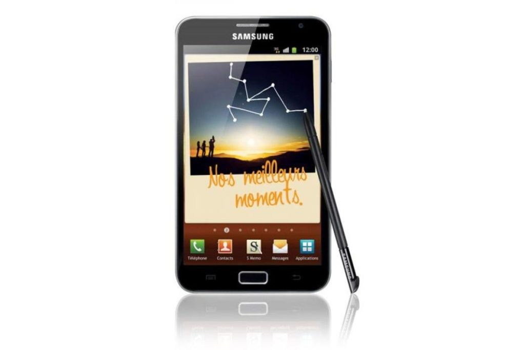 Galaxy Note 2011