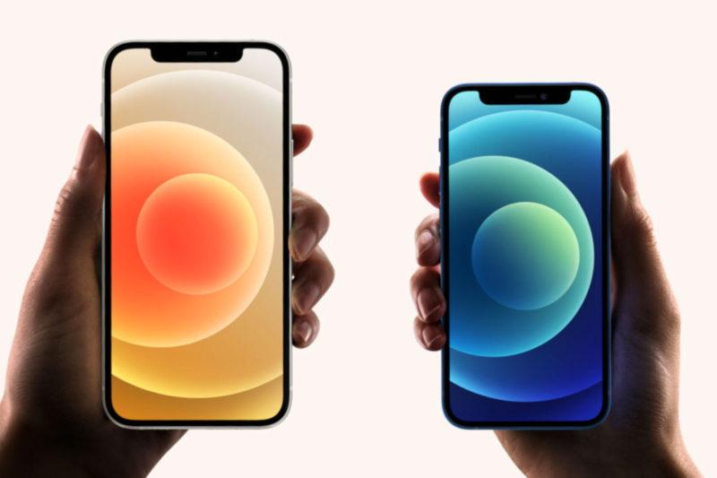 iphone 12 et 12 mini