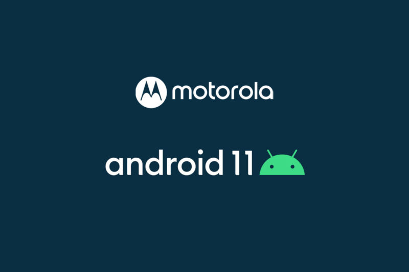 android 11 motorola