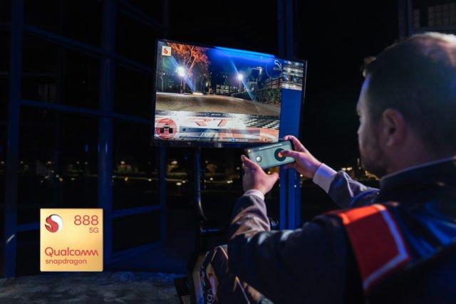 snapdragon 888 gaming