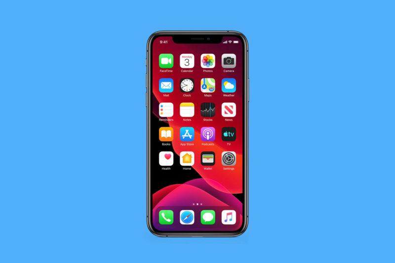 applications mobiles 2020 dépenses