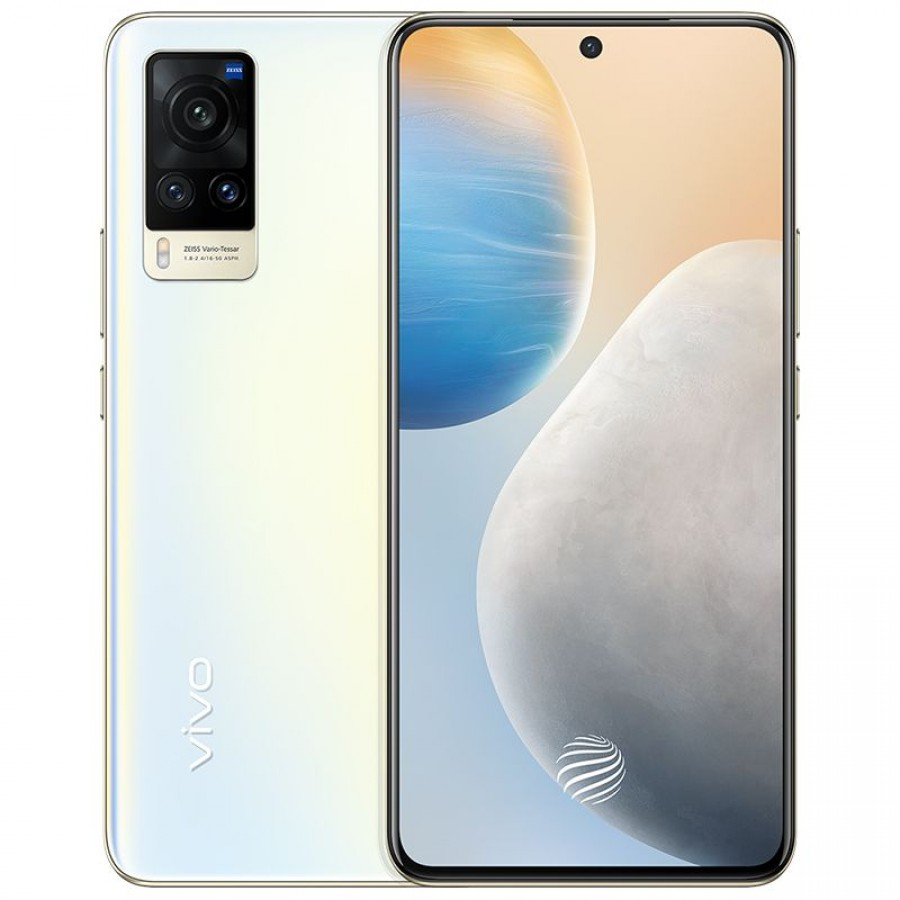 vivo X60 blanc