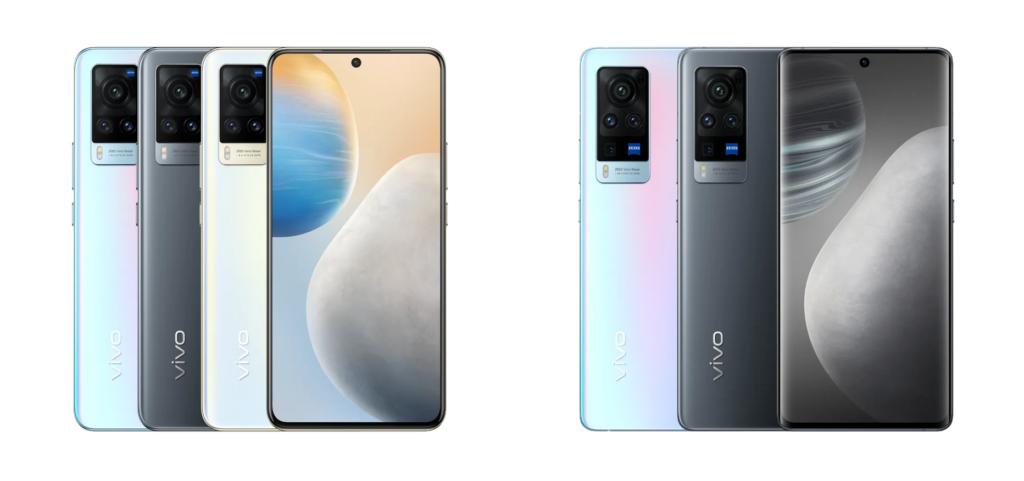 vivo X60 X60 Pro design
