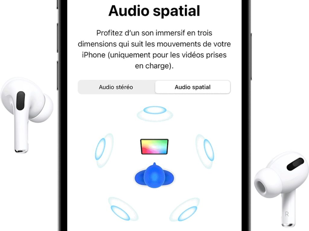 audio spatial apple