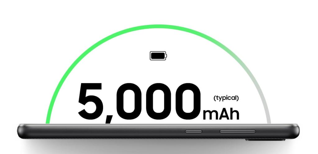 Galaxy A02 batterie