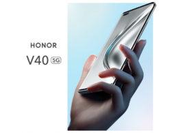 honor V40 5G