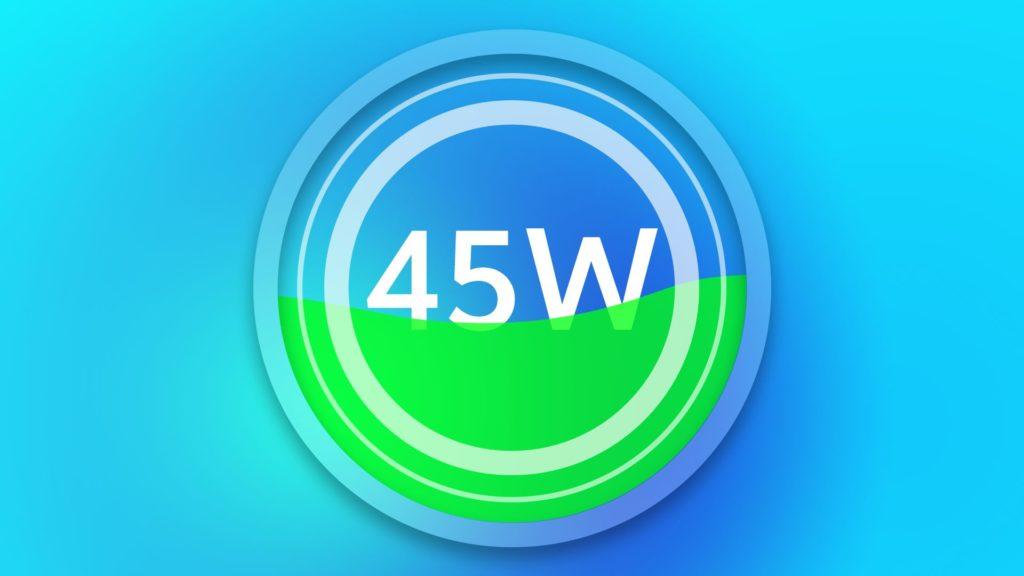 oneplus 9 pro recharge sans fil 45W