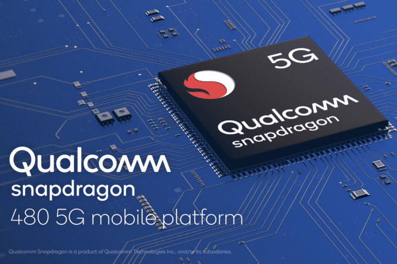 snapdragon 480 qualcomm